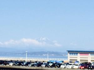 江ノ島(富士山)