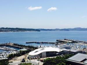 江ノ島(途中景色)