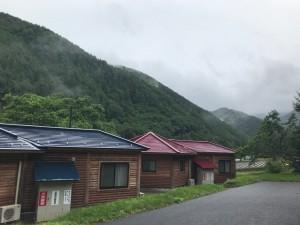 朝日村ロッジ